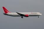 ぼんやりしまちゃんさんが、プーケット国際空港で撮影したロイヤル・フライト 767-3Q8/ERの航空フォト(写真)