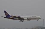 amagoさんが、関西国際空港で撮影したタイ国際航空 777-2D7/ERの航空フォト(写真)