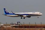 こだしさんが、羽田空港で撮影した全日空 A321-211の航空フォト(写真)