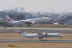 はやとまんさんが、伊丹空港で撮影した日本航空 767-346/ERの航空フォト(写真)