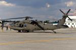 はるかのパパさんが、木更津飛行場で撮影したアメリカ陸軍 UH-60L Black Hawk (S-70A)の航空フォト(写真)