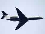 Mame @ TYOさんが、羽田空港で撮影したアメリカ企業所有 G-V-SP Gulfstream G550の航空フォト(写真)