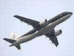 Mame @ TYOさんが、羽田空港で撮影したスターフライヤー A320-214の航空フォト(写真)