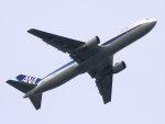 Mame @ TYOさんが、羽田空港で撮影した全日空 767-381/ERの航空フォト(写真)