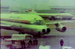 ふるちゃんさんが、羽田空港で撮影した日本航空 DC-8の航空フォト(写真)