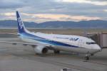 krozさんが、関西国際空港で撮影した全日空 737-881の航空フォト(写真)