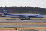 神宮寺ももさんが、成田国際空港で撮影した全日空 777-381/ERの航空フォト(写真)