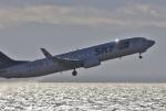 TAOTAOさんが、中部国際空港で撮影したスカイマーク 737-86Nの航空フォト(写真)