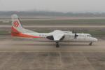 krozさんが、武漢天河国際空港で撮影した奥凱航空 MA60の航空フォト(写真)