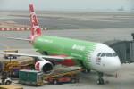krozさんが、香港国際空港で撮影したエアアジア A320-216の航空フォト(写真)