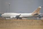 らっしーさんが、羽田空港で撮影したアトラス航空 747-481の航空フォト(写真)