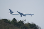 pringlesさんが、長崎空港で撮影した全日空 777-281の航空フォト(写真)