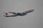 HIGHBALLさんが、羽田空港で撮影した航空自衛隊 747-47Cの航空フォト(写真)