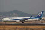 JA7NPさんが、伊丹空港で撮影した全日空 767-381/ERの航空フォト(写真)