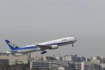 Gpapaさんが、伊丹空港で撮影した全日空 777-281/ERの航空フォト(写真)