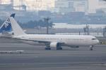 north-wingさんが、羽田空港で撮影した日本航空 767-346/ERの航空フォト(写真)