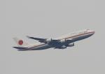Daidai☆彡さんが、羽田空港で撮影した航空自衛隊 747-47Cの航空フォト(写真)
