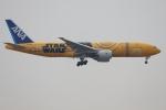 多摩川崎2Kさんが、羽田空港で撮影した全日空 777-281/ERの航空フォト(写真)
