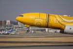 KAMEYA SENBEIさんが、伊丹空港で撮影した全日空 777-281/ERの航空フォト(写真)