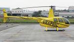 航空見聞録さんが、八尾空港で撮影したグラフィック R44 Raven IIの航空フォト(写真)