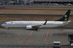 Bulu minさんが、羽田空港で撮影したサウジアラビア財務省 737-9FG/ER BBJ3の航空フォト(写真)