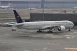 Bulu minさんが、羽田空港で撮影したサウディア 777-3FG/ERの航空フォト(写真)