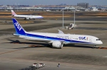 kaeru6006さんが、羽田空港で撮影した全日空 787-9の航空フォト(写真)