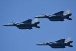 storyさんが、防衛大学校で撮影した航空自衛隊 F-15DJ Eagleの航空フォト(写真)