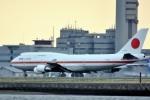 subaristさんが、羽田空港で撮影した航空自衛隊 747-47Cの航空フォト(写真)