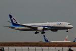 こだしさんが、羽田空港で撮影した全日空 787-9の航空フォト(写真)