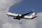 しかばねさんが、成田国際空港で撮影した日本航空 767-346/ERの航空フォト(写真)