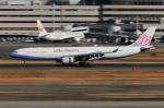 kaeru6006さんが、羽田空港で撮影したチャイナエアライン A330-302の航空フォト(写真)