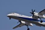 うめたろうさんが、伊丹空港で撮影したANAウイングス DHC-8-402Q Dash 8の航空フォト(写真)