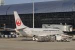 Take51さんが、関西国際空港で撮影した日本トランスオーシャン航空 737-446の航空フォト(写真)