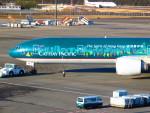 射命丸サンアークさんが、成田国際空港で撮影したキャセイパシフィック航空 777-367/ERの航空フォト(写真)