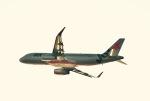 monjiro22001さんが、関西国際空港で撮影したジェットスター・ジャパン A320-232の航空フォト(写真)