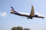 海コンさんが、プーケット国際空港で撮影したアエロフロート・ロシア航空 777-3M0/ERの航空フォト(写真)