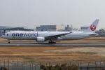 まんぼ しりうすさんが、伊丹空港で撮影した全日空 777-381の航空フォト(写真)