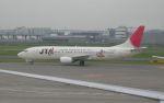 Rsaさんが、羽田空港で撮影した日本トランスオーシャン航空 737-4Q3の航空フォト(写真)