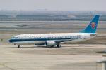 delawakaさんが、上海浦東国際空港で撮影した中国南方航空 737-81Bの航空フォト(写真)