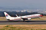 bestguyさんが、静岡空港で撮影した中国東方航空 737-89Pの航空フォト(写真)
