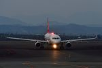 bestguyさんが、静岡空港で撮影した北京首都航空 A320-214の航空フォト(写真)