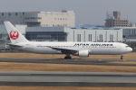 まんぼ しりうすさんが、伊丹空港で撮影した日本航空 767-346/ERの航空フォト(写真)