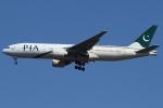 Wings Flapさんが、成田国際空港で撮影したパキスタン国際航空 777-240/ERの航空フォト(写真)