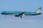 Wings Flapさんが、成田国際空港で撮影したベトナム航空 A321-231の航空フォト(写真)