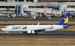 Wasawasa-isaoさんが、羽田空港で撮影したスカイマーク 737-82Yの航空フォト(写真)