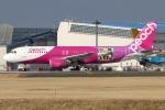 Wings Flapさんが、成田国際空港で撮影したピーチ A320-214の航空フォト(写真)