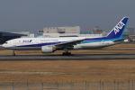 まんぼ しりうすさんが、伊丹空港で撮影した全日空 777-281の航空フォト(写真)