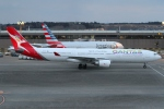 Wings Flapさんが、成田国際空港で撮影したカンタス航空 A330-303の航空フォト(写真)