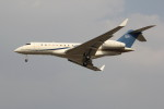utarou on NRTさんが、成田国際空港で撮影したウェルズ・ファーゴ・バンク・ノースウェスト BD-700 Global Express/5000/6000の航空フォト(写真)